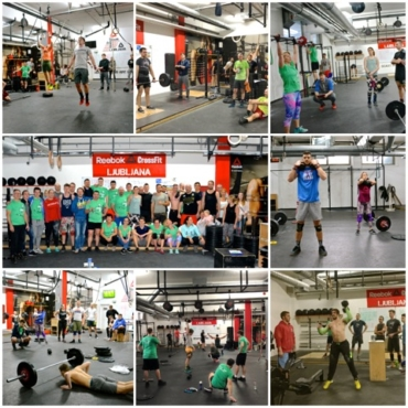 CrossFit Open 2018 – CLOSED