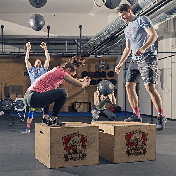 Reebok CrossFit Ljubljana Gym