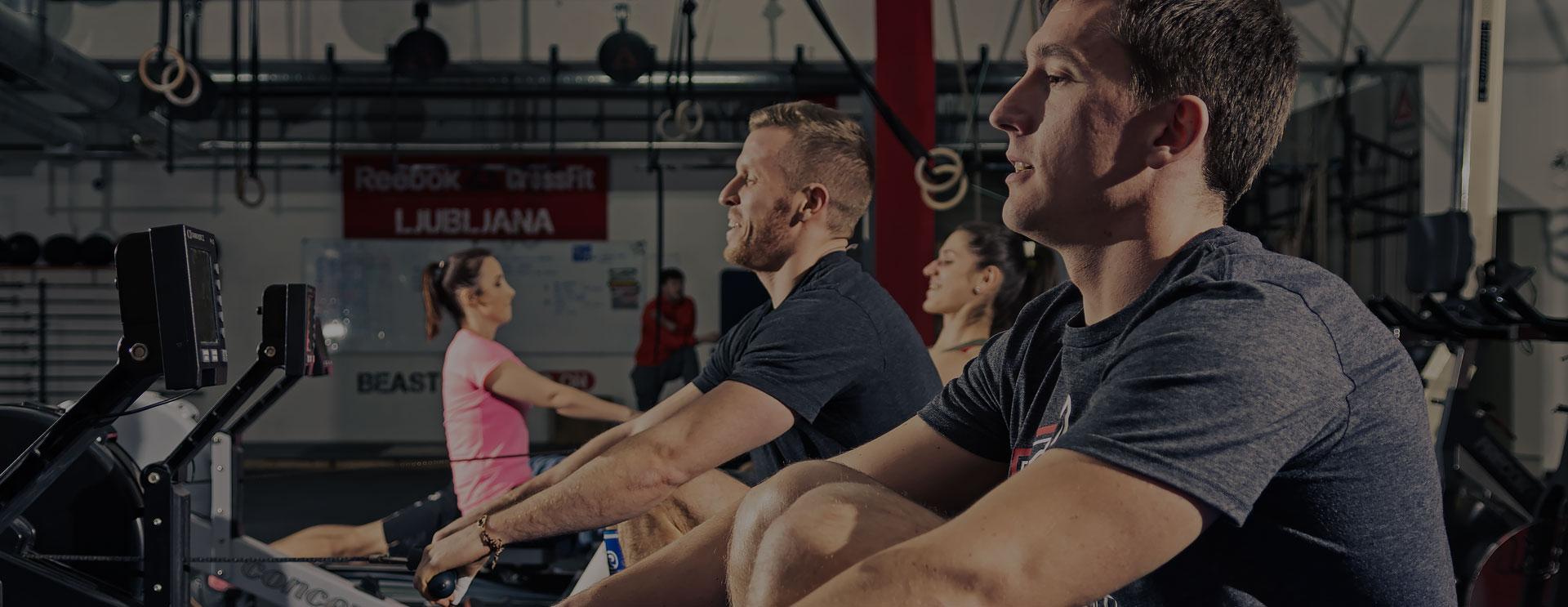 Reebok CrossFit Ljubljana