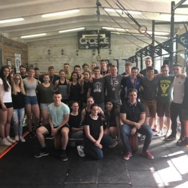 Državno prvenstvo za kadete, mladince in študente v olimpijskem dviganju uteži 2018
