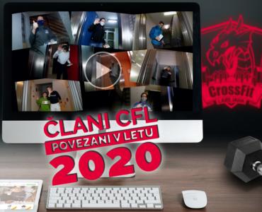 Člani CFL povezani v letu 2020